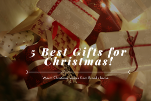 5 Best Gifts for Christmas