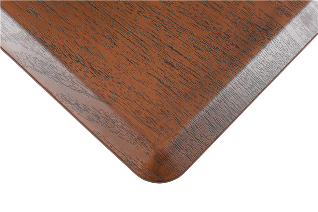 20X39X0.75inch Wood Grain Anti Fatigue Kitchen Mat