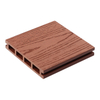 150x25mm Anti-slip Grooved Composite Decking Boards Balcony Decking